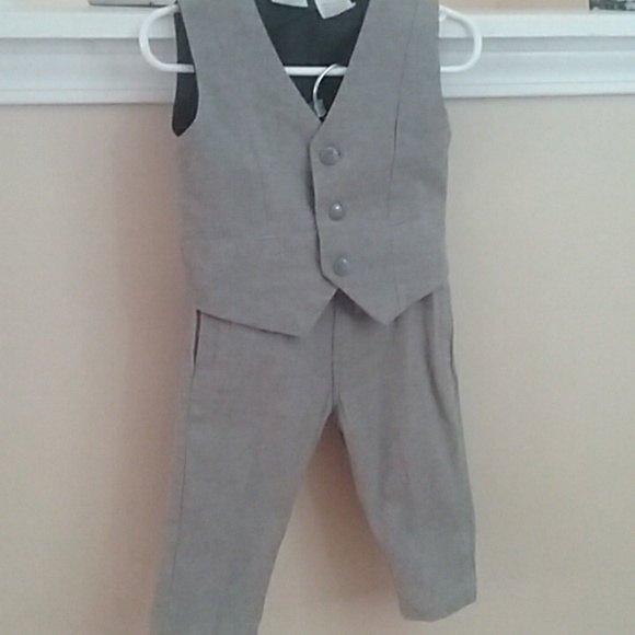 586d60ad5466 Kardashian Kids Matching Sets | Baby Boy 9 Month Suit Vest And Pants ...